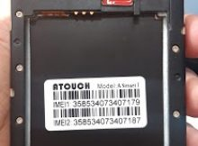 Atouch A Smart i Firmware