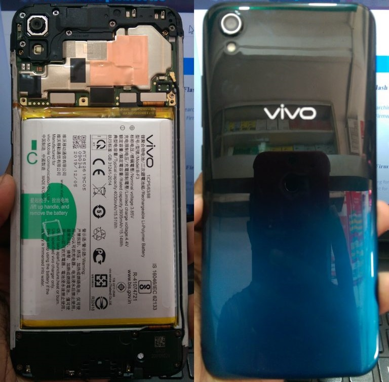 Vivo Y91C 1820 Flash File