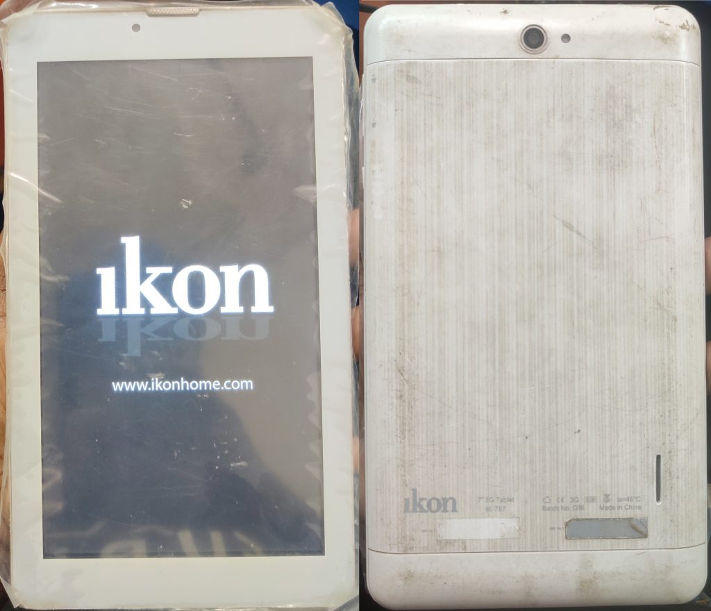 ikon ik 787 Flash File