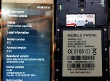 Oppo Clone X12 Flash File