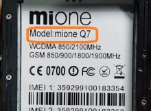 Mione Q7 Flash File Best Firmware