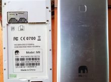 Mione M9 flash file
