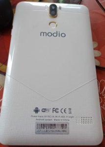 Modio M7 firmware