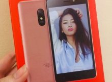 itel S32 Mini W5003 Flash File