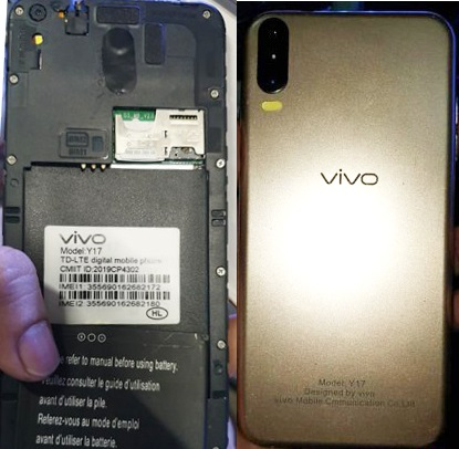 Vivo Clone Y17 flash file