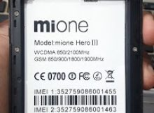 Mione Hero III flash file