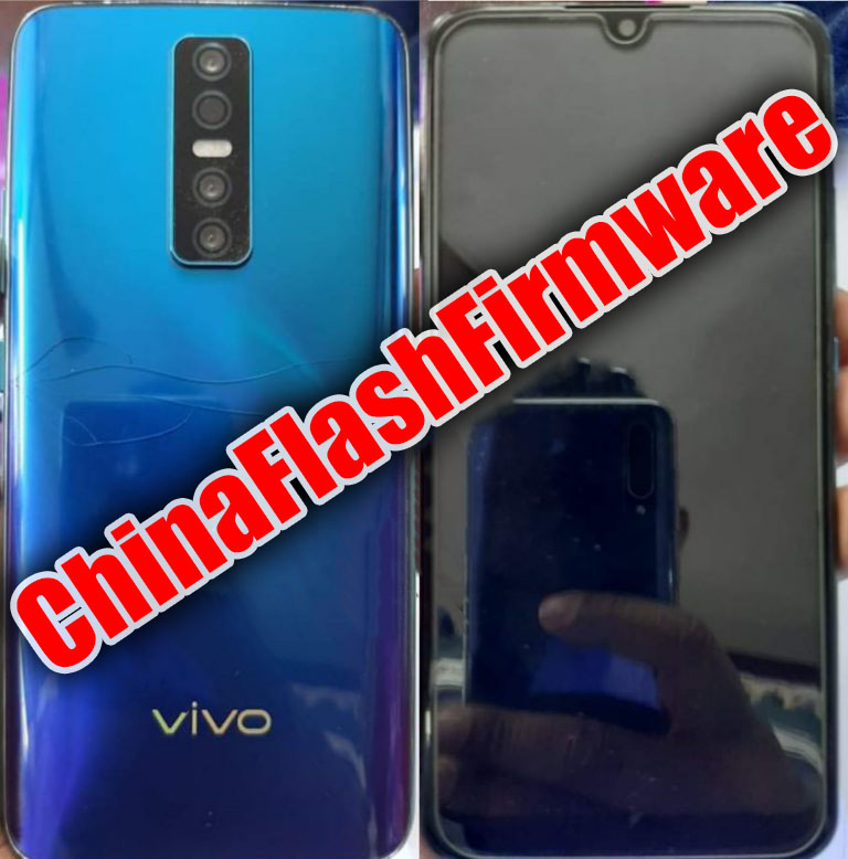 Vivo Clone V17 Pro flash file
