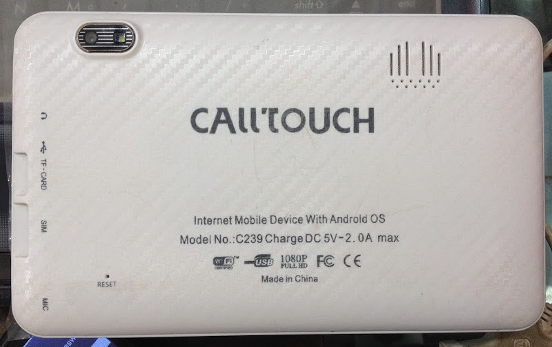 Call Touch C239 flash file