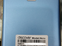 Discover Note Flash File